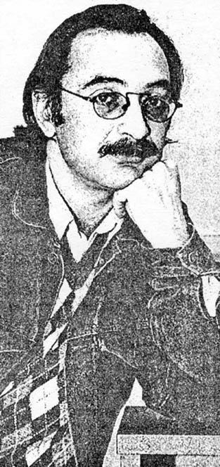 Поэт Тимур Кибиров